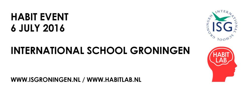 Habit Event - ISG x HL